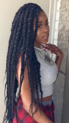 Marley Twist, protective style