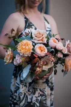 30th Birthday Celebration Dripping in Florals