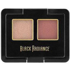 Black Radiance Dynamic Duo Eye Shadow, Dawn/Dusk 8760, 0.12 oz