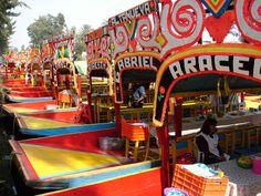 xochimilco - Mexico DF