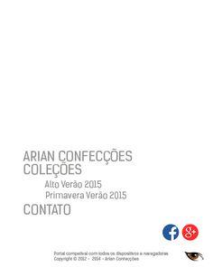 Arian Confecções