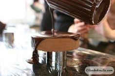 CUISINE : Comment glacer joliment un gâteau au chocolat par Ciloubidouille