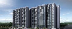 """#Wadhwa #Group has #launched a new #residential #project """"Wadhwa #Solitaire & #Platina"""" which is #located in #Kholse #Road, #Thane, #Mumbai. This #project is a #precious #Gem which is #surrounded by greenery and if full of #luxury. It is a 26 #storey high rise #apartment and offers 2bhk and 3bhk #flats."""