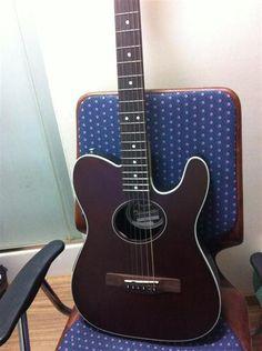 Fender Tele Acoustic   3.5jt