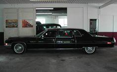 1973 Cadillac Fleetwood Series Seventy-Five Limousine