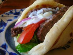 gyro... I love Greek food