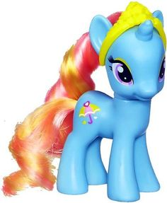My Little Pony 3 Inch LOOSE Collectible Pony Dewdrop Dazz...