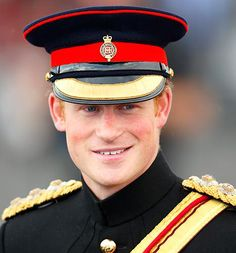 Prince Harry: I Will Encourage Prince George, Princess Charlotte to Join the Armed Forces