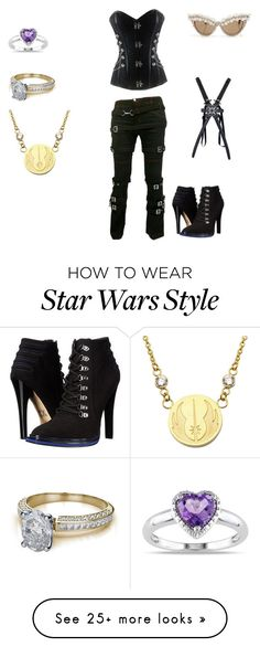 """The new me"" by reaper18 on Polyvore featuring gx by Gwen Stefani and Miadora"
