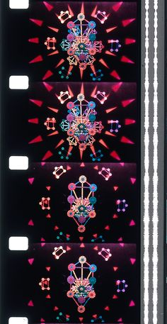 Harry Smith Mirror Animations 1957