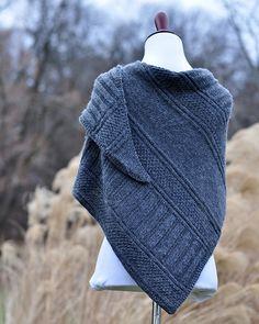 Ravelry: Tilted Texture pattern by Jennifer Weissman