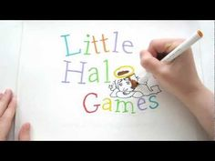 Bible Games for Kids | Little Halo Games.  Very fun video clip, must watch!