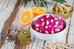 Orange You Tropical Bowl Pitaya Recipe