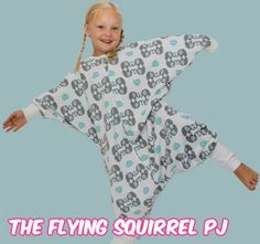 We absolutely LOVE our flying squirrel pajamas! Find out how to win one for your little!!!