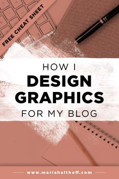 Tons of my readers ask me what programs I use to design my graphics. Today I'm spilling the beans on how I use Adobe Illustrator, Photoshop, and InDesign to create graphics for my blog.