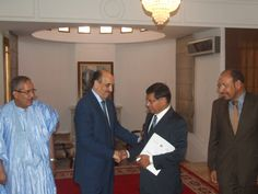 Pakistani Ambassador to Rabat