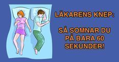 Här är tricket som kan få dig att somna på 60 sekunder