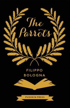 This is what we're reading this weekend by an Italian author. Three writers, The Beginner, The Master and The Writer in the running for the most prestigious literary prize and the length they go to to win it. Very funny and really cool observations about authors and publishers:-)