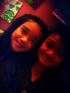 Me with sis