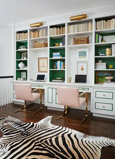 Home Office Space, Home Office Design, Home Office Decor, House Design, Office Designs, Office Furniture, Office Spaces, Desk Space, Study Space