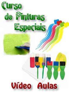 Curso de Pinturas Especiais em Vídeo Aulas #mpsnet  #conhecimento  www.mpsnet.net Técnicas especiais para pintar paredes e tetos, bem como portas, janelas e outros utensílios, assim como escolher as tintas adequadas. Veja em detalhes neste site http://www.mpsnet.net/loja/index.asp?loja=1&link=VerProduto&Produto=477