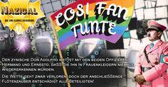 """Cosi Fan Tunte"" // Die Jimi Kannix Erfahrung  ### Cosi fan Tunte, Cosi fan tutte, Nazical, Parodie,"