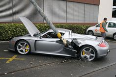 porsche crash - Google Search