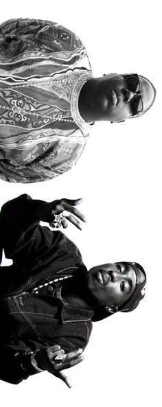 Rick Ross, DJ Khaled etc ain't quite got this #HipHop #Icon