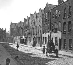 Chamber Street in the Liberties Dublin as it once was #LovetheLiberties #Ireland