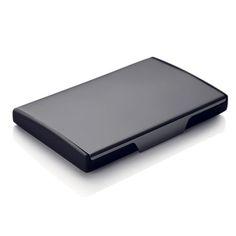 Black Titanium card box