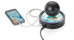 The Air Orb: A Wireless Levitating Speaker