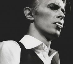 David Bowie, por Claude Gassian