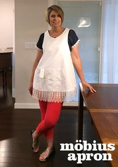 On this episode of Simple As That, Andrea Keesee takes viewers through the process of creating a unique Möbius apron. To find the pattern and instructions for this project, visit nex-tech.com/local1