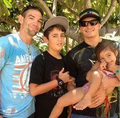 Leelands family
