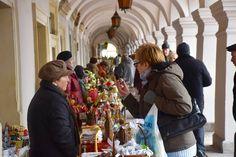 Poland,Zamość...20 marzec 2016r ...z kiermaszu Wielkanocnego- tradycyjne wyroby /kurierzamojski/ph