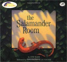 The Salamander Room  by Anne Mazer (1994)