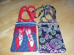 Hipster purses I made for little girls and tweens :)