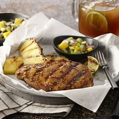 Rum and lime juice make this island-inspired grilled chicken dish a sweet and tangy experience.