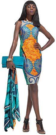 Look Book – Vlisco Inspire #africanprint #Vlisco