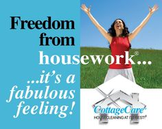 Housecleaning At Its Best Www Cottagecare Or 219 836 5945