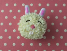 DIY: mini Bunny Cupcakes