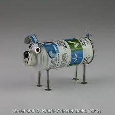 JunkYard Dog BFI Antiseptic Powder JYD041 by ArtHeadStudio on Etsy, $73.00