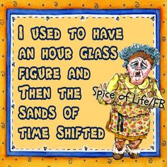 The sands of time shifted...