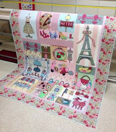Want it, Need it, Quilt!