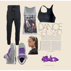 hip hop fashion women 2012   Hip Hop Dance Class - Polyvore