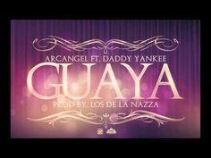 """GUAYA"" ARCANGEL FT. DADDY YANKEE - YouTube"