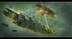 'Final Stand of Wrath' Commission by AdamKop.deviantart.com on @DeviantArt
