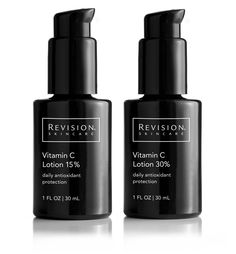 #VitaminC lotion by #Revision is a great to improve the health and radiance of your skin!