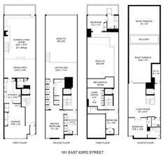 doug and gene meyer: 101 East 63rd Street - HALSTON's Town House