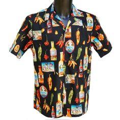 chemise hawaienne ...BLACK PEPPER
